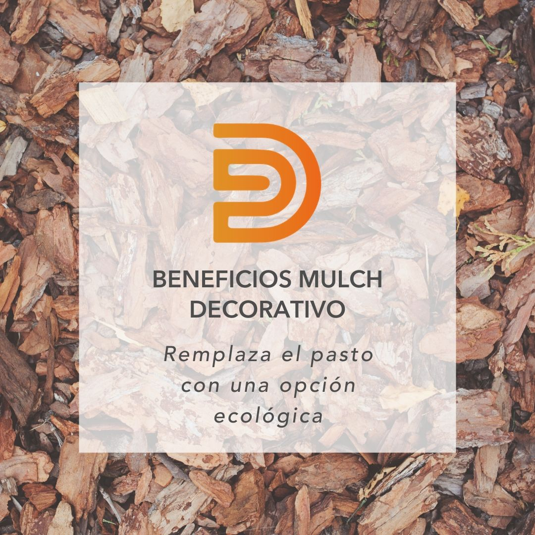 Mulch Decorativo | Diplas