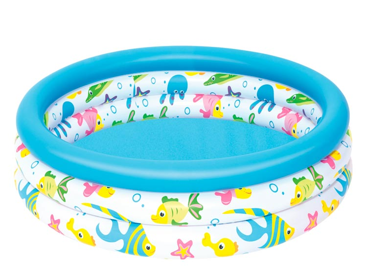 Piscina Inflable 102 x 25cm