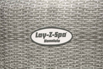 Spa Inflable Honolulu AirJet Lay-z Bestway 4-6 Personas