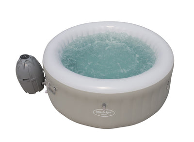 Spa Inflable Tahiti AirJet Lay-z Bestway 2-4 Personas