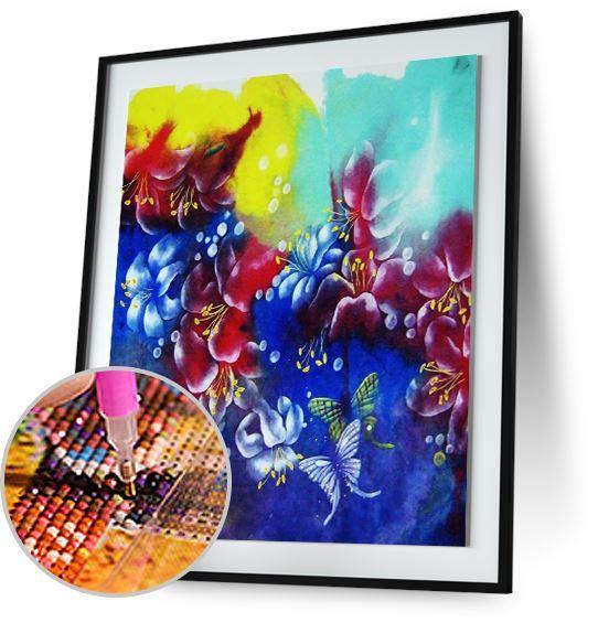 Abstract Painting 5DArtist