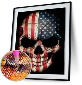 American Skull - Special Offer Freeplus 5DArtist