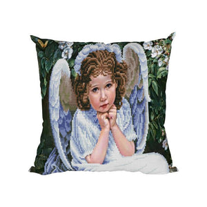 Angel - Diamond Painting Cushion Cover - Diamond Painting Kit