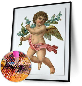 Angel Flying 5DArtist