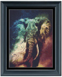 Artistic Elephant Freeplus 5DArtist