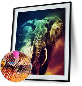 Artistic Elephant - New Offer Freeplus 5DArtist