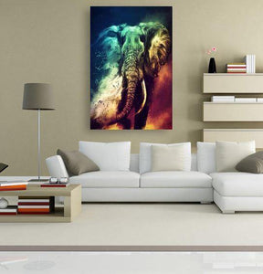 Artistic Elephant - Special Offer USA Freeplus 5DArtist