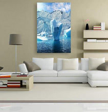 Blue Glacier 5DArtist