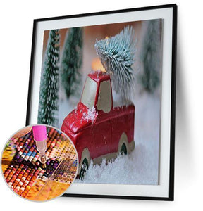 Car Christmas Gift 5DArtist