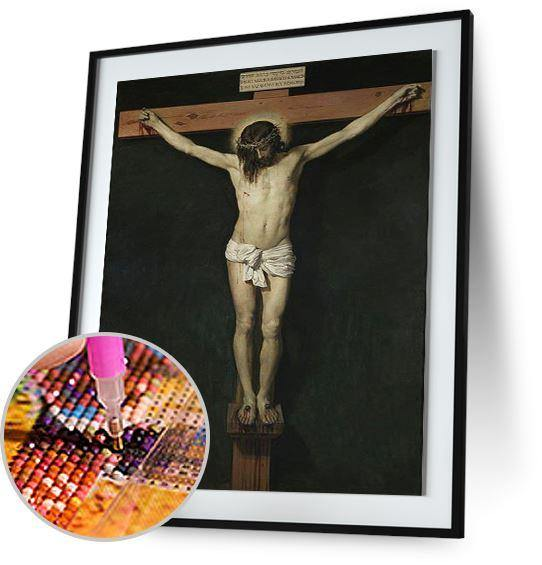 Christ Crucified - by Diego Velazquez 5DArtist