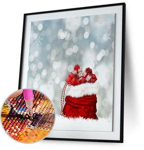 Christmas Gift Bag 5DArtist