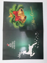 Christmas Greetings - Diamond Painting Kit