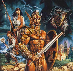 Clyde Caldwell - Diamond Painting Kit