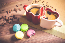 Coffee and Macaroons - Diamond Painting Kit