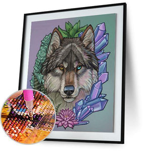 Crystal Wolf - by Kristina Zurlo - Special Offer Kristina Zurlo