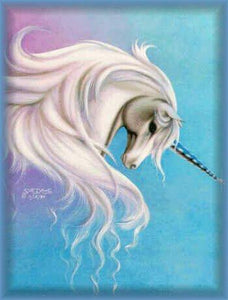 Cute Unicorn - Diamond Painting Kit