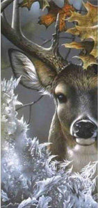 "Deer Hunter - Best Freeplus 5DArtist 6x8""/15x20cm (Low Details)"
