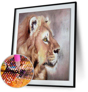 East African Lion 5DArtist