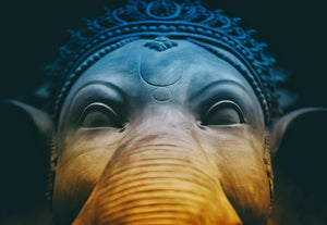 Elephant God - Diamond Painting Kit
