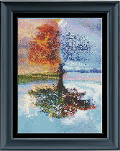 Four Seasons Tree Freeplus 5DArtist