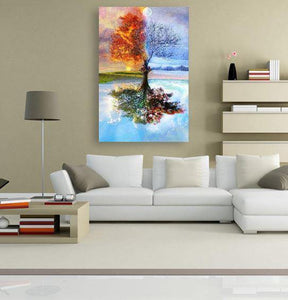 Four Seasons Tree - Special Offer USA Freeplus 5DArtist