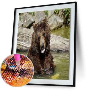 Grizzly Bear 5DArtist