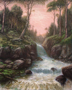 Heart of the Rainforest - by Mario Fegan - Diamond Painting Kit