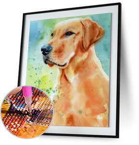 Labrador Design 13 5DArtist
