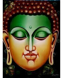 Lord Buddha - Diamond Painting Kit