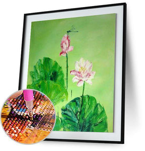 Lotus Painting 5DArtist