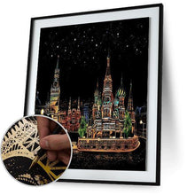 Moscow - Scratch Art - Special Offer 5DArtist