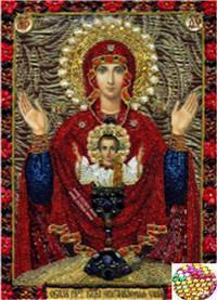 Mother of God - Diamond Painting Kit