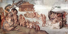 Noah's Ark - by Michelangelo 5DArtist