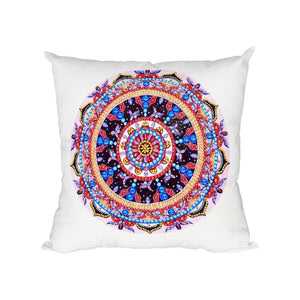 Ornament - Diamond Painting Cushion Cover - Diamond Painting Kit