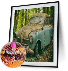 Rusty Car 5DArtist