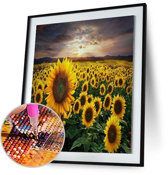 Sea of Yellow - by Kevin Carden - Best Kevin Carden