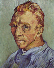 Self-portrait without Beard - by Vincent van Gogh - Diamond Painting Kit
