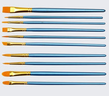 Set of 10 Brushes 5DArtist