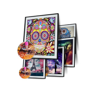 Set of 5 diamond paintings (BUY 4 GET 1 FREE) 5DArtist