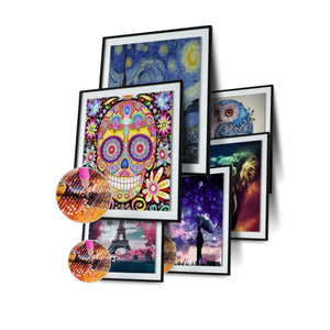 Set of 6 diamond paintings (BUY 4 GET 2 FREE) 5DArtist