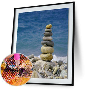 Stone Stack 5DArtist