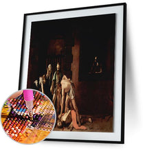 The Beheading of Saint John the Baptist - by Caravaggio 5DArtist