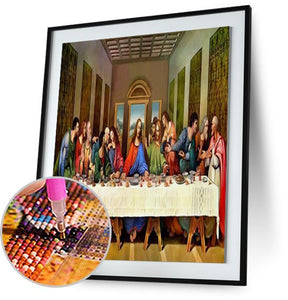 The Last Supper 5DArtist