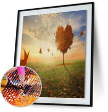 The Love Story of Autumn - by Kevin Carden Kevin Carden