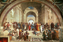 The School of Athens - by Raphael - Diamond Painting Kit