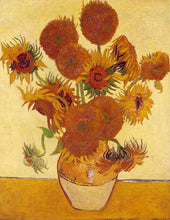 The Sunflowers - by Vincent van Gogh - Diamond Painting Kit