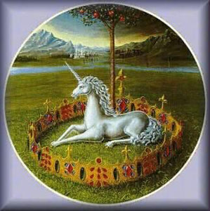 Unicorn Crown - Diamond Painting Kit