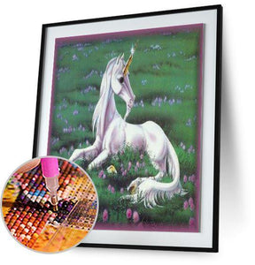 Unicorn Green Fields 5DArtist