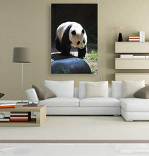 Walking Panda 5DArtist