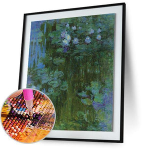 Water Lilies - by Claude Monet 5DArtist